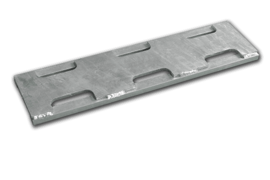 Slotted Covers