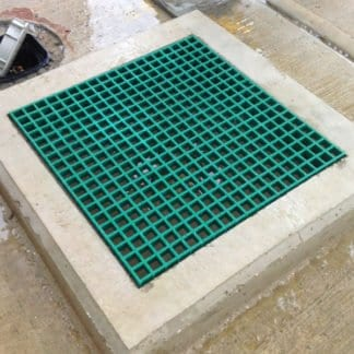 Fiber Glass Pit Grates