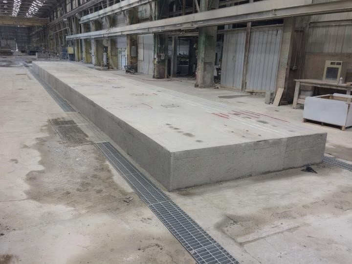 Industrial Footers & Flooring