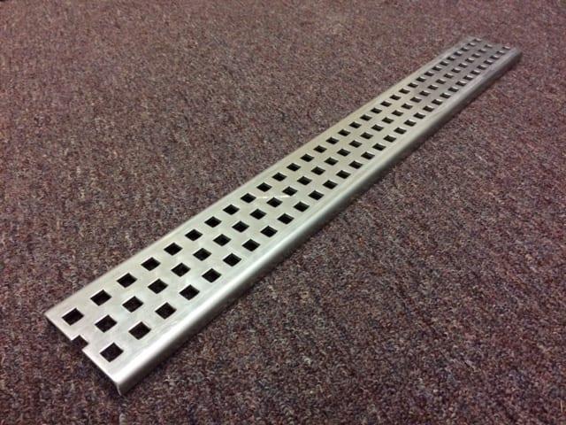 Aluminum Grates
