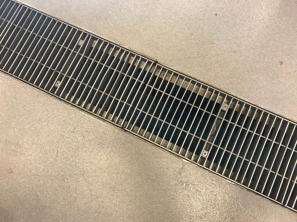 12 X1 5 X24 Stainless Steel Super Heavy Duty Trench Grate