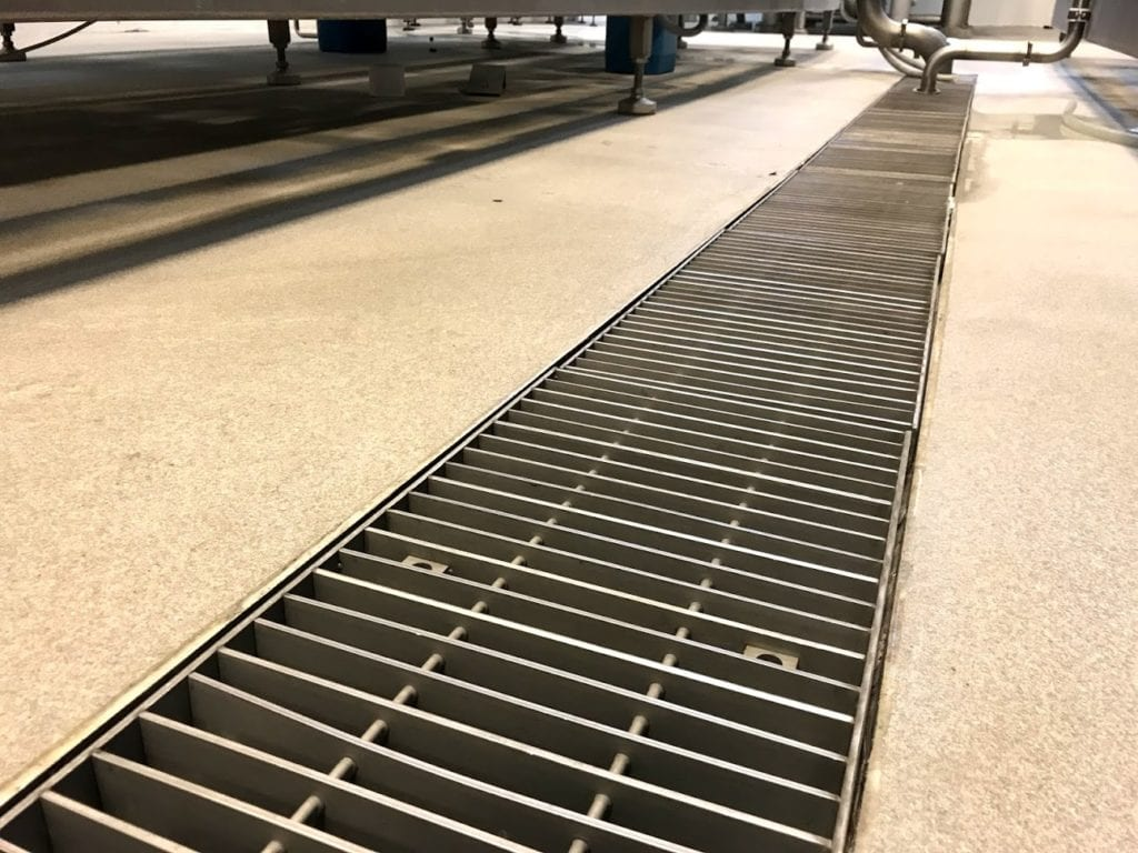 20 X1 5 X24 Stainless Steel Super Heavy Duty Trench Grate